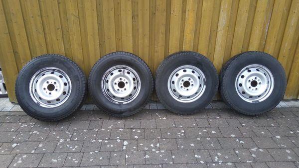 Michelin Agilis 225 75R16 CP