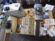 Drucker Tastatur Kamera Maus Speedport