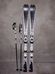 Völkl Damenski mit passenden Skistöcken