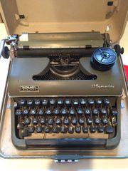 Schreibmaschine 3 Stück defekt für