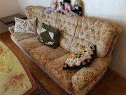 Wohnzimmer Couch zu verschenken