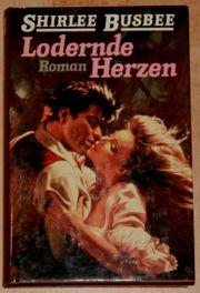 Buch Lodernde Herzen von Shirlee Busbee