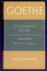 GOETHE - Gesammelte Werke - Band 2 -