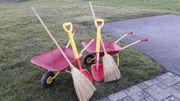 Rolly Toys Kinderschubkarre