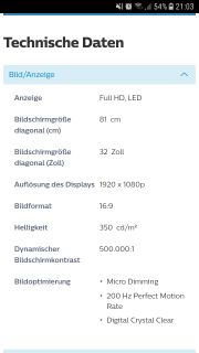 PHILIPS LED SMART-