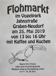 Flohmarkt im Vogelpark Neudorf