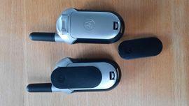 Bild 4 - handliche Walkie-Talkies von Motorola für - München Pasing-Obermenzing