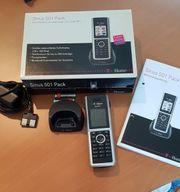 Sinus 501 Pack Mobilteil mit