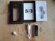 Weltweit kleinste dünnsten Mini Phone
