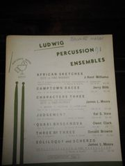 Ludwig Percussion Ensemble - Quasi Bossanova -