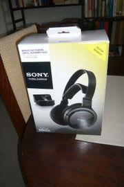 SONY Wireless KopfhörerRF855RK mit Ladestation