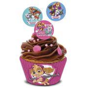 Paw Patrol cupcake und Kuchen