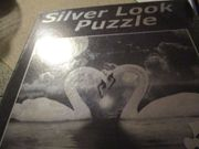 neues silver look puzzle 1000