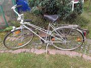 Schönes Damen-Fahrrad zum herrichten