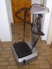 Powerplate Vibrationsplatte Fitnessgerät