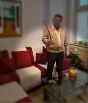 Erfahrener dominanter Oldie sucht devote