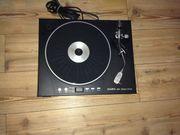 SABA 910 Direct Drive Plattenspieler