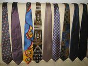 Diverse Krawatten