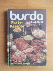 Party-Rezepte Burda Kochbuch Nr 112