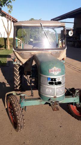 Traktoren, Landwirtschaftliche Fahrzeuge - Traktor Schlepper Kramer K 15