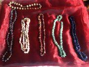 Schmuck schöne Halsketten in unterschiedlichem