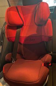 Cybex Silver Solution x-fix Kinderautositz