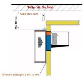 Gastronomie, Ladeneinrichtung - Kühlaggregat Kühlzelle Aggregat Kühlhaus Temperatur