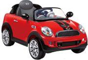 Elektro-Kinderauto Mini Cooper S Roadster