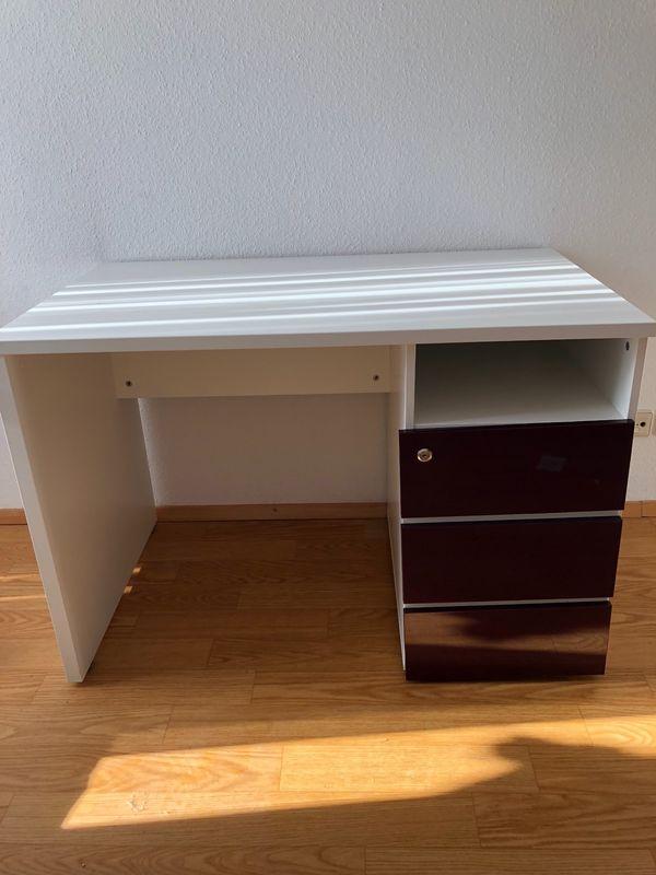 Schreibtischplatte holz  Schreibtisch Holz günstig gebraucht kaufen - Schreibtisch Holz ...