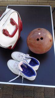 Bowling Set zu