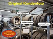 Reifenregal / Räderregal für