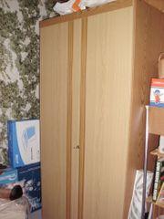 kleiderschrank 2m hoch 1m breit
