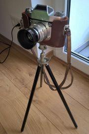 Exa II Spiegelreflexkamera zu verkaufen