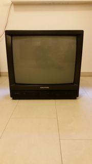 Farbfernsehgerät Marke Grundig