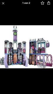 Monster High Schloß Schule