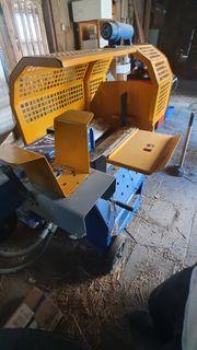 Binderberger Kurzholzspalter SP 8E