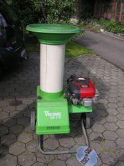 Gartenhäcksler Benzinmotor