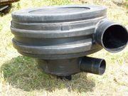 Zysterne Regenwasserfilter UWO