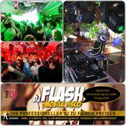 FLASH-MOBILE DISCO IHR professionelles DJ