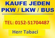 suche Kastenwagen pkw lkw für