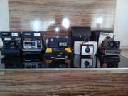 4 x Polaroid Land Cameras