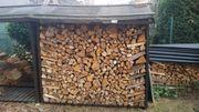 3 Ster ofenfertiges Brennholz 33cm