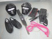 Ausrüstung Boxtraining