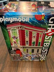 Playmobil Ghostbuster Haus