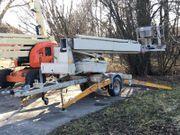 DENKA-LIFT DK2MK4 - Anhänger-Arbeitsbühne