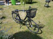 Trekkingbike der Marke Victoria