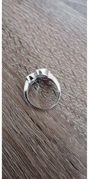 Ring und Kette Silber 925er