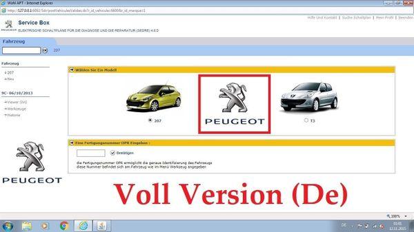 peugeot service box 2014 *tis epc wds sedre*reparaturanleitung info