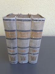 Schillers Werke von1877 Band 3-5