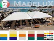 Pavillon Zelt Stahl personalisierte Farben